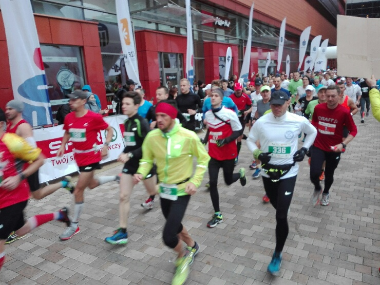 zaPOBIEGAMY na Maratonie!