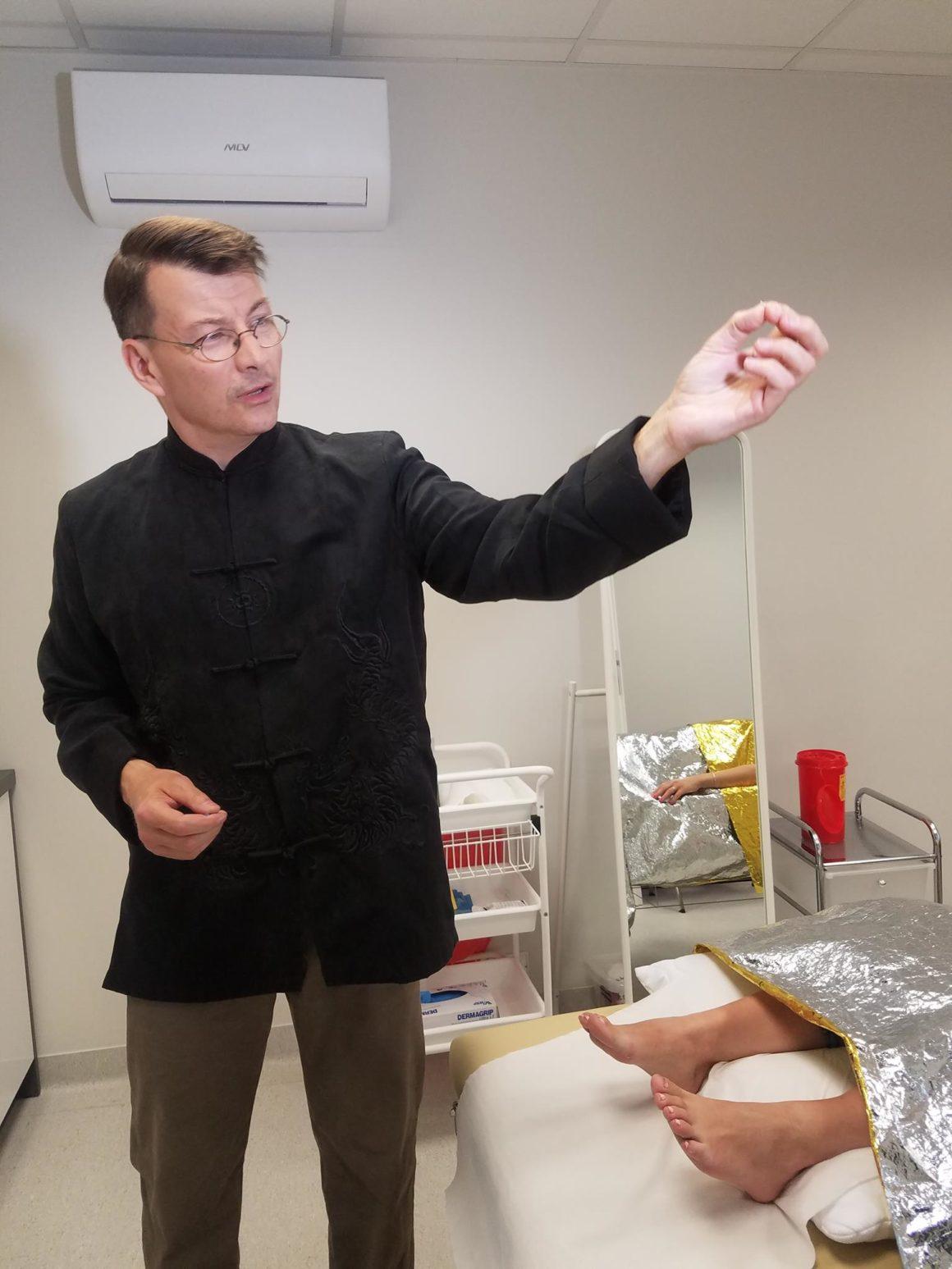 Akupunktura – bez obaw!