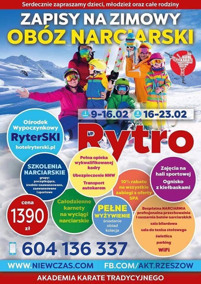 Spędź ferie zimowe w Rytrze koło Krynicy Górskiej!