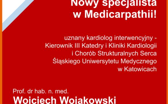 NOWI SPECJALIŚCI W MEDICARPATHII!