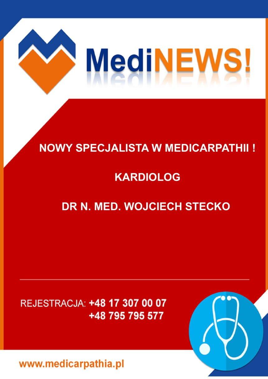KARDIOLOG W MEDICARPATHII!